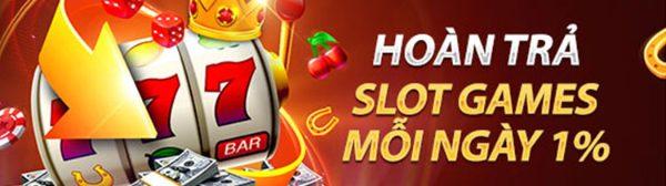 Hoàn trả đối với Slot Game