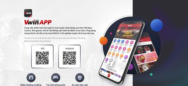 vwin app