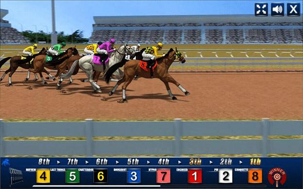 Trò chơi đua ngựa ảo