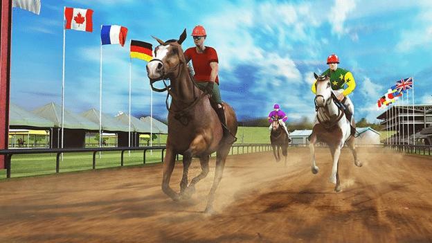 Cá cược đua ngựa ảo