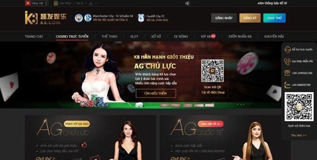 Trang web cá cược