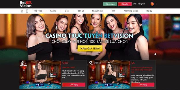 casino BetVision