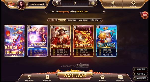 game slot Zowin