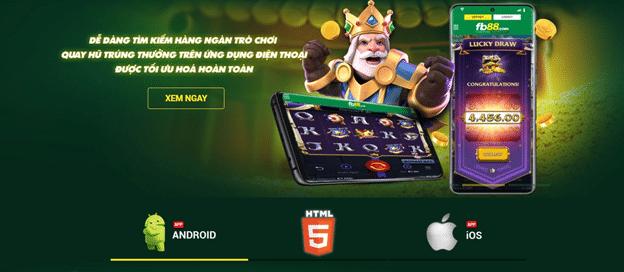 app di động FB88