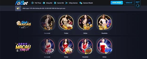 casino FaBet