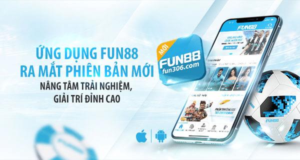 ứng dụng Fun88