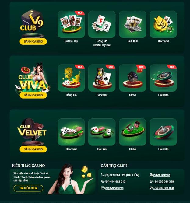 casino V9bet