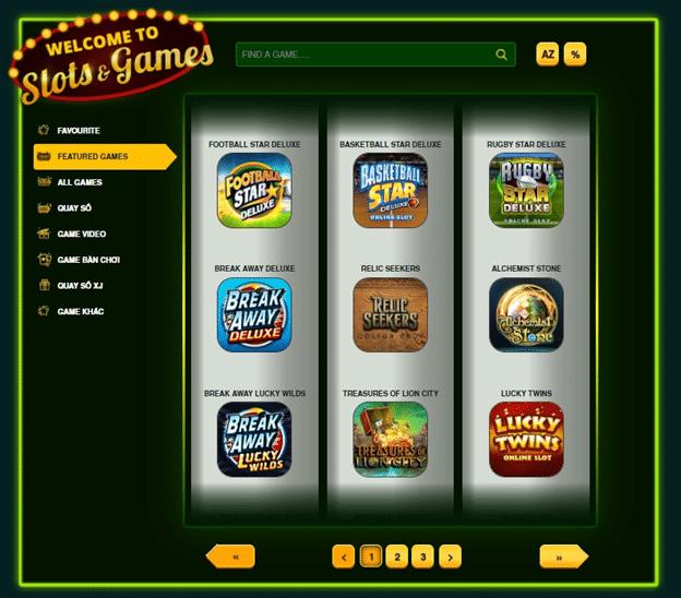 slot game V9bet