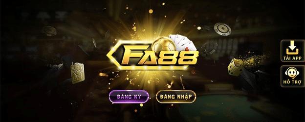 đăng ký tài khoản FA88