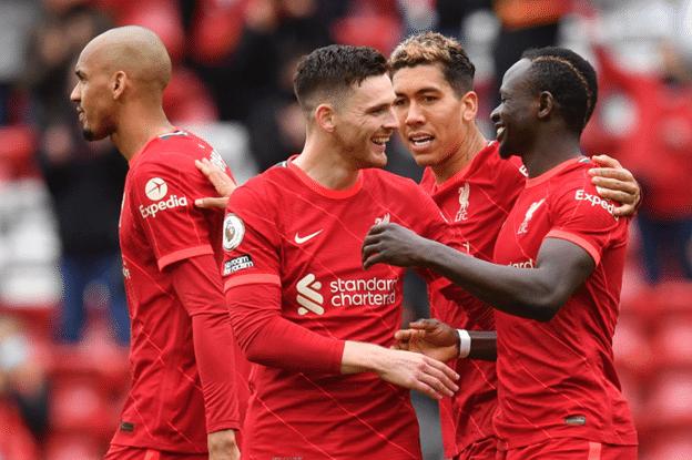 Liverpool phô diễn phong độ hủy diệt
