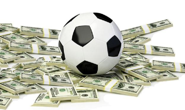 tính tiền cá cược bóng đá